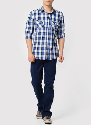 Fashion Friends Gömlek Mavi